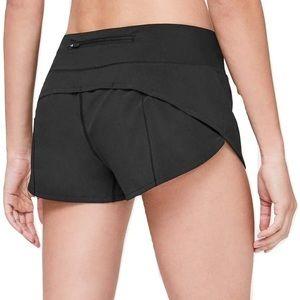 Lulu lemon speed up shorts